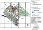 Mapa ilustrativo de Mapa base del estado de Chiapas