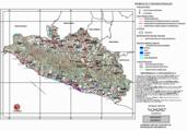 Mapa ilustrativo de Mapa base del estado de Guerrero