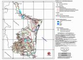 Mapa ilustrativo de Mapa base del estado de Tamaulipas