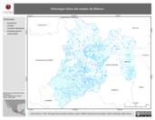 Mapa ilustrativo de Hidrología lótica del estado de México
