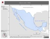 Mapa ilustrativo de Índice de cartas 1:50000