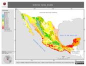 Mapa ilustrativo de Isotermas Medias Anuales