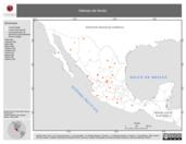 Mapa ilustrativo de Valores de fondo