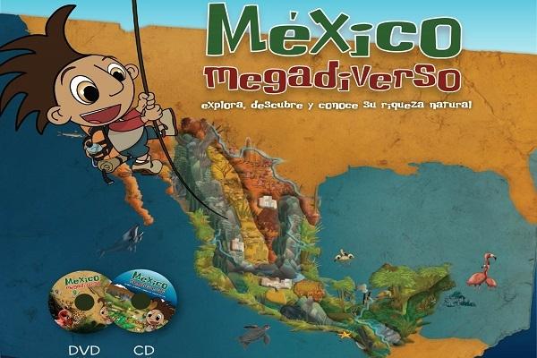 ¡VÁMONOS A EXPLORAR LA RIQUEZA NATURAL DE MÉXICO!