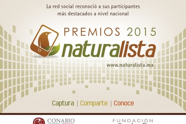 PREMIOS 2015 - NATURALISTA