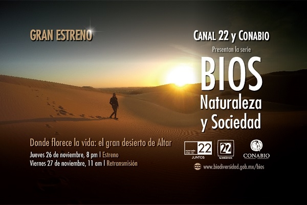 BIOS: NATURALEZA Y SOCIEDAD